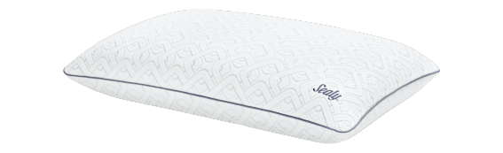 Sealy Response™ Memory Foam Bed Pillow with Gel Support